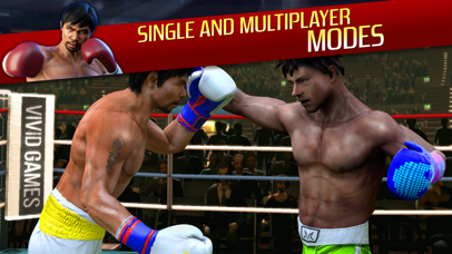 Real Boxing Manny Pacquiao screenshot 2