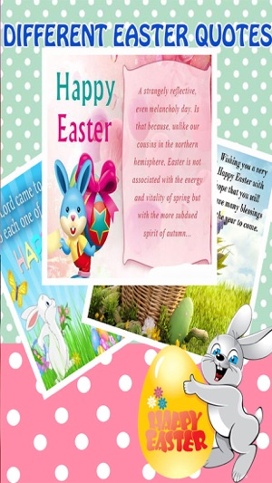 Happy Easter Greetings Card And Wishes 2017 On The App Store