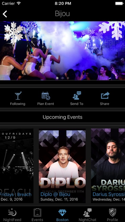 LynkedOut- The Nightlife Social Network