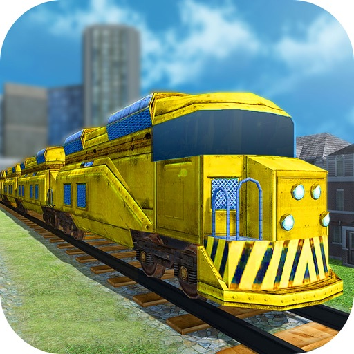 Train Game Simulator : Realistic Train Drive Game