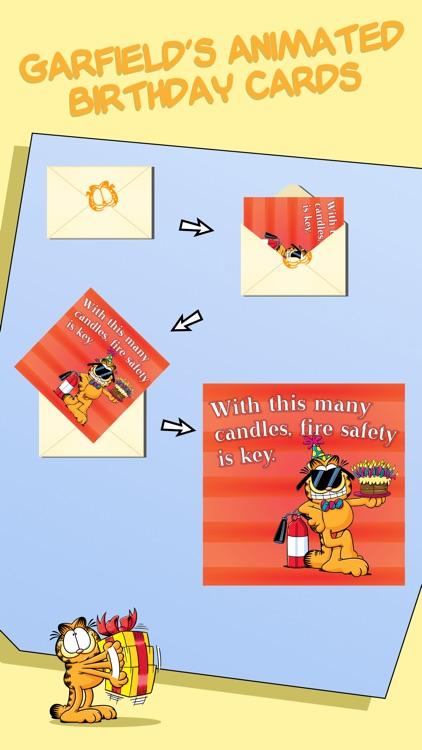 Animated Birthday Card Card Design Template