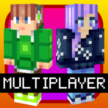Block Buddies: Free 3D Multiplayer Building MMO