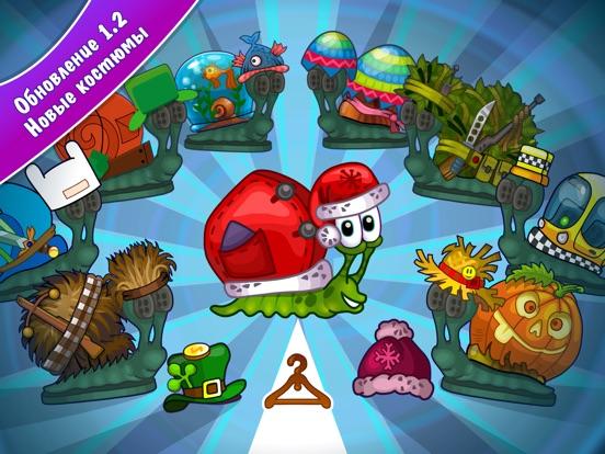 Скачать игру Snail Bob 2 (Улитка Боб 2)