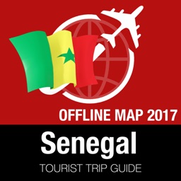 Senegal Tourist Guide + Offline Map