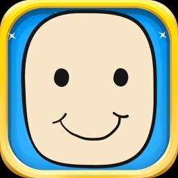 Cool Man Stickers - Cool Man Emojis Pack