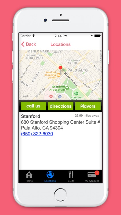 Pinkberry screenshot-3
