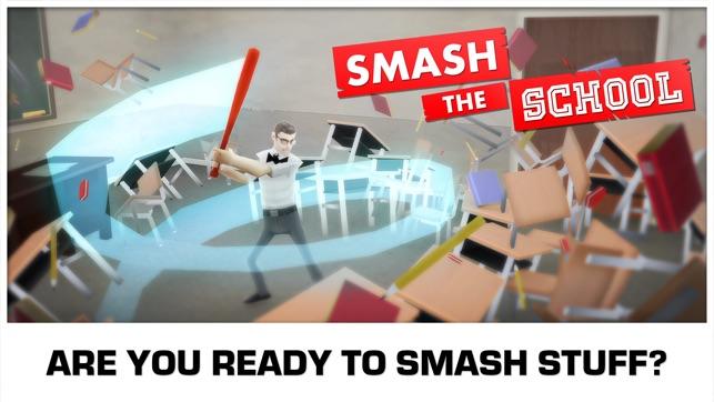 Smash the School - Instant Stress Fix! Screenshot