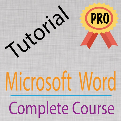 Tutorial for Microsoft Word Best Guide to Learn