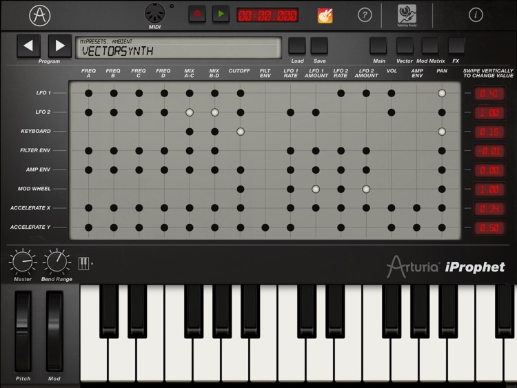 iProphet Synthesizer screenshot-3
