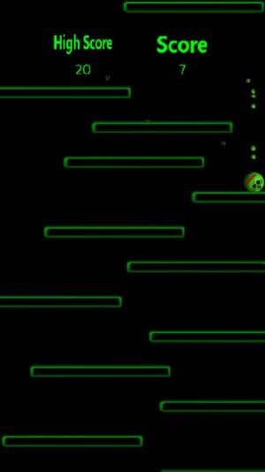 Alien Fall Down Free