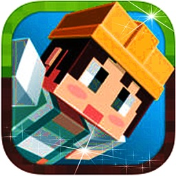 3D Hero Adventure - Mini World Crash
