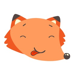 Funny Fox Sticker Pack