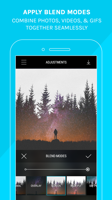 Intermix Collage Maker - Photo Editor & Blender by DNA Apps