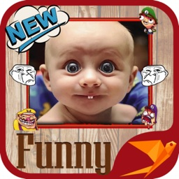 Insta Fun - Joke & Troll Frames - Wonder Photo
