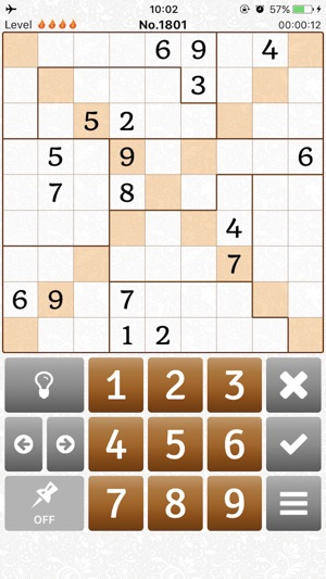 Extreme Difficult Sudoku 2500 on the App Store