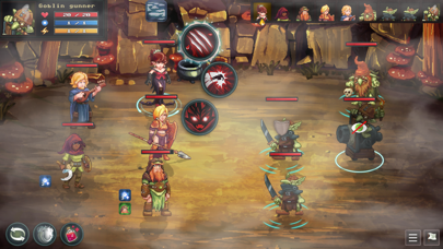 Screenshot from Dungeon Rushers