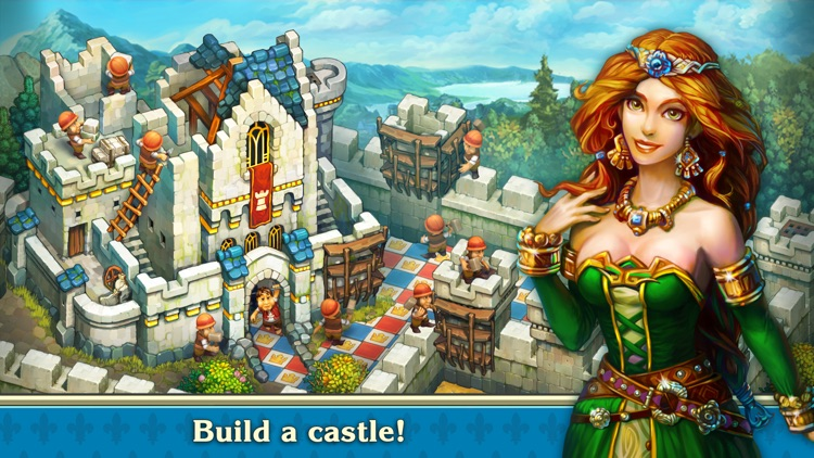 The Tribez & Castlez - Play with friends! screenshot-0