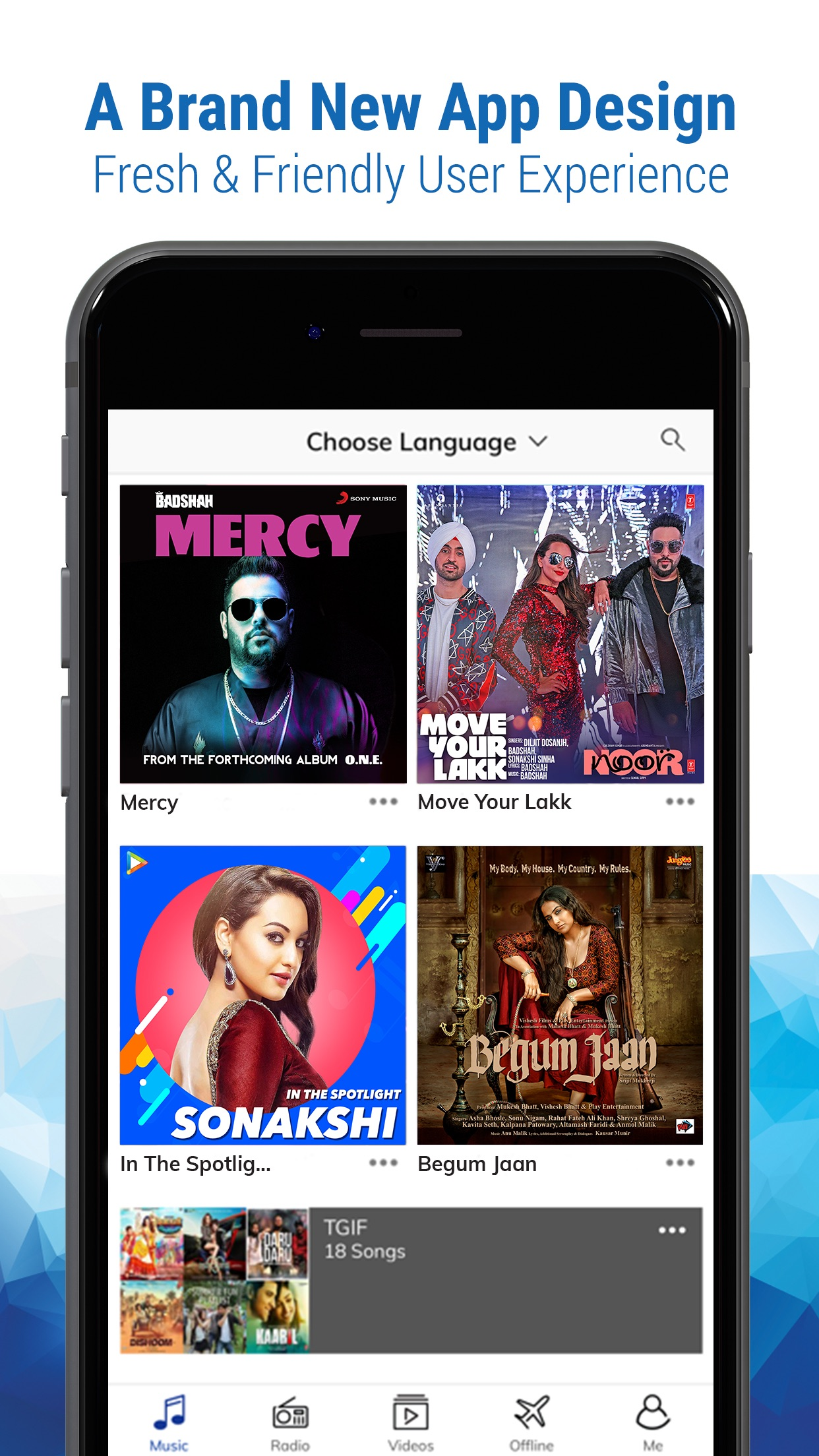 Hungama Music - Songs, Radio & Videos Screenshot