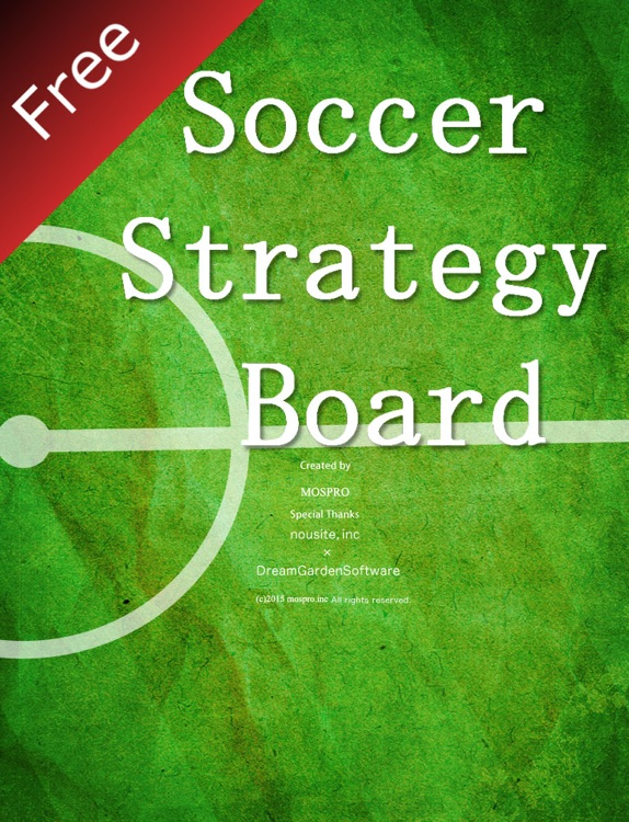Soccer Strategy Board Free edition