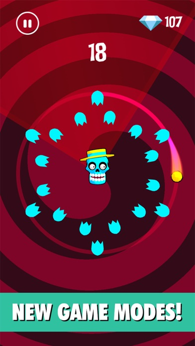 Zombie Dash - Crazy Arcade Screenshot