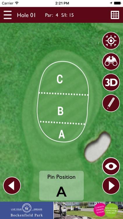 Garesfield Golf Club screenshot-3