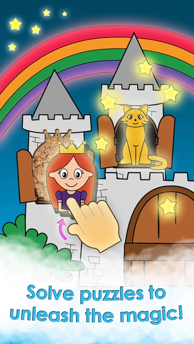 Princess Games for Girls Games Free Kids Puzzles