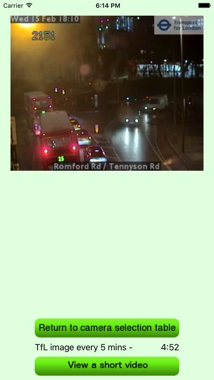 London Traffic Cameras screenshot-2