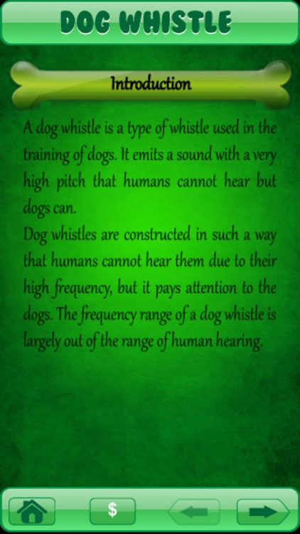 Dog Whistle Pro - Train Your Dog free Dog Whistler screenshot-3