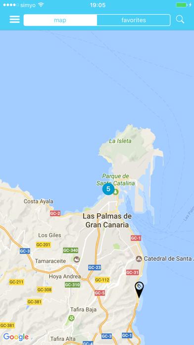 Playas Canariasのおすすめ画像2