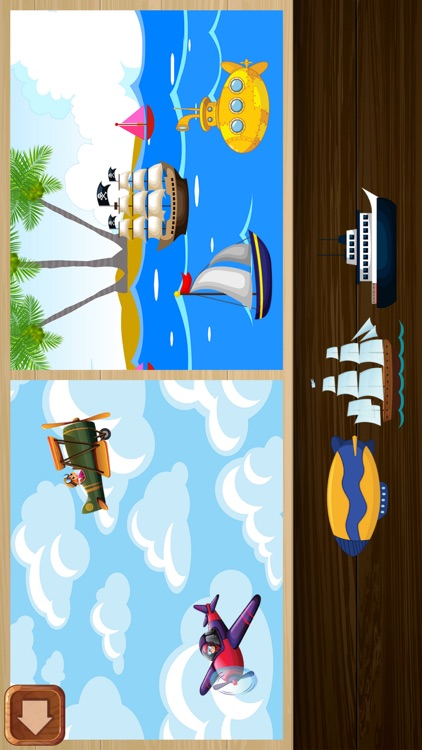 Sorter - Toddler & Baby Educational Learning Games screenshot-4