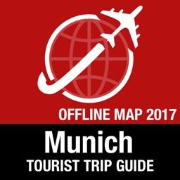 Munich Tourist Guide + Offline Map
