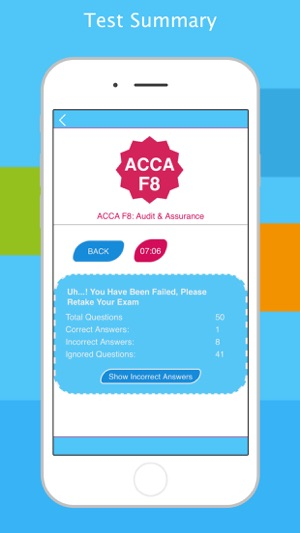 ‎ACCA F8: Audit and Assurance