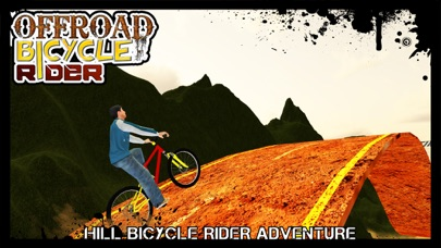 Offroad Bicycle Rider & uphill cycle simulator 3D screenshot two