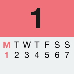ISO+US week numbers with widget