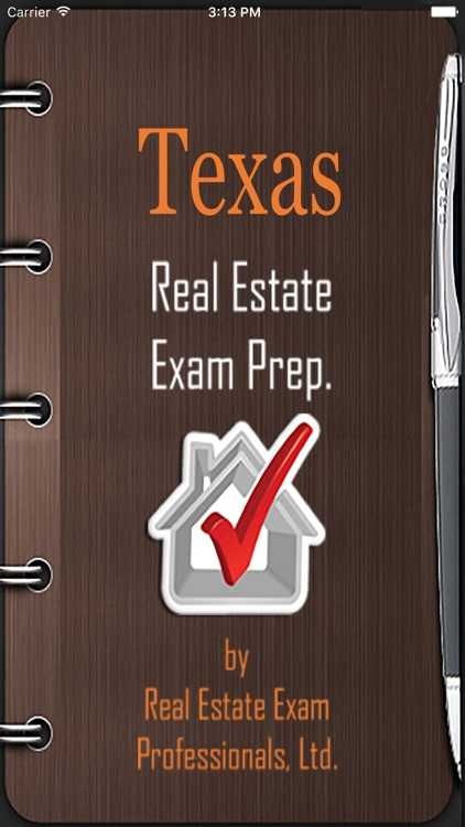 ExamPrepTX Texas Real Estate Agent Exam Prep. screenshot-0