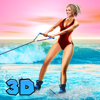 Games Banner Network - Water Skiing Summer Sports Tournament artwork