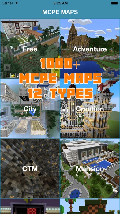1000+ MCPE MAPS FOR MINECRAFT POCKET EDITION GAME by Phan Lam (iOS ...