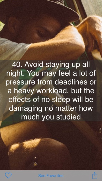 275 Tips for College Students
