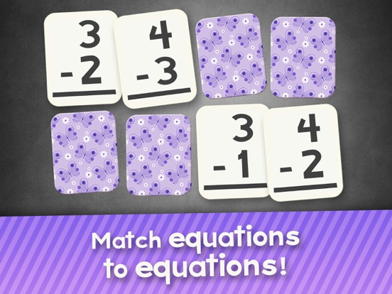 Subtraction Flash Cards Math Games for Kids Free-ipad-3