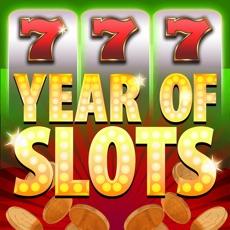 Activities of Year of Slots: Holiday Casino