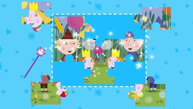 Loves little kingdom : ben & holly activity world screenshot-3