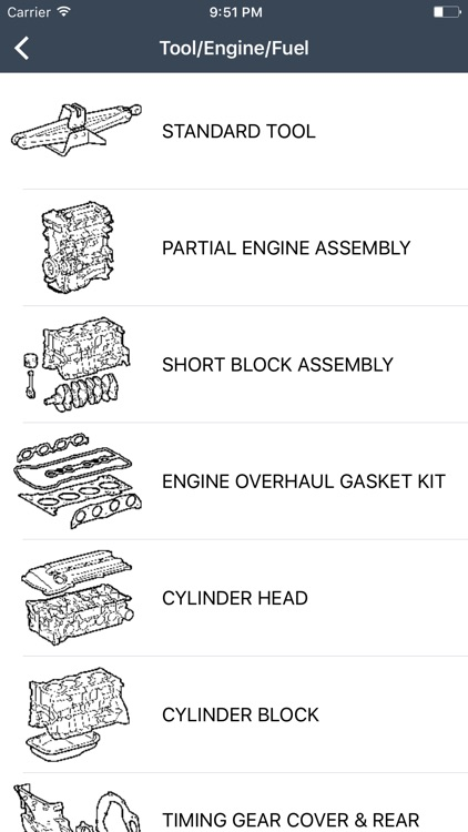 Toyota & Lexus Car Parts - ETK Parts for Toyota screenshot-3