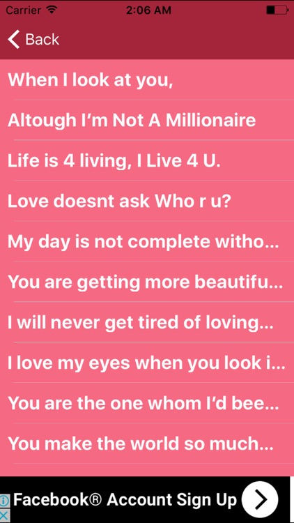 Happy Valentine Day Messages,Wishes & Love Images screenshot-3