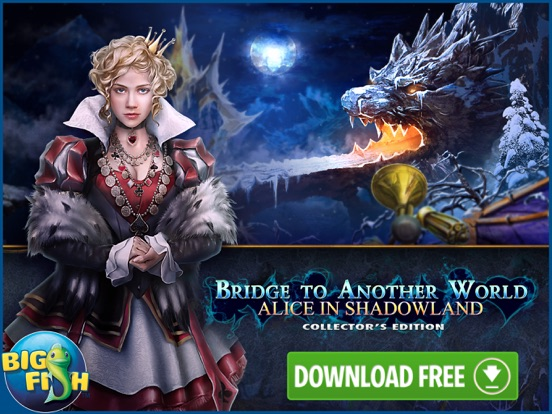 Bridge to Another World: Alice in Shadowland screenshot 10