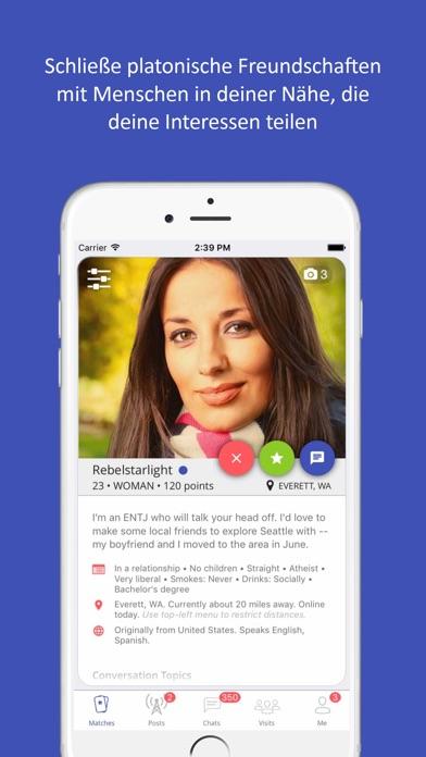 Patook – finde neue FreundeScreenshot von 1