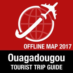 Ouagadougou Tourist Guide + Offline Map