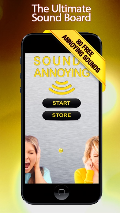 Sounds Annoying - sfx to drive your friends insane by Lost Ego