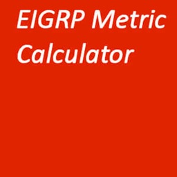 EIGRP Metric Calculator