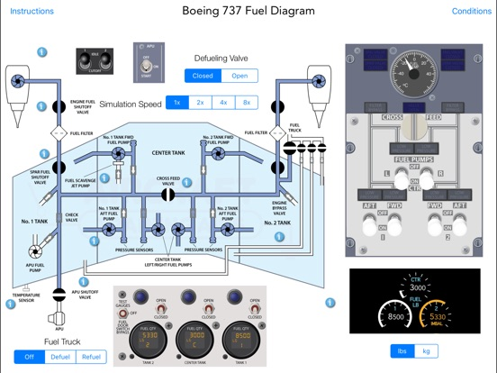 Boeing 737 fuel system app price drops screenshot 2 for boeing 737 fuel system asfbconference2016 Choice Image