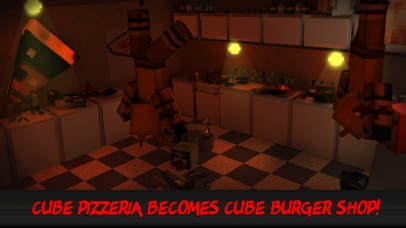 Nights at Cube Burger Bar 3D Full